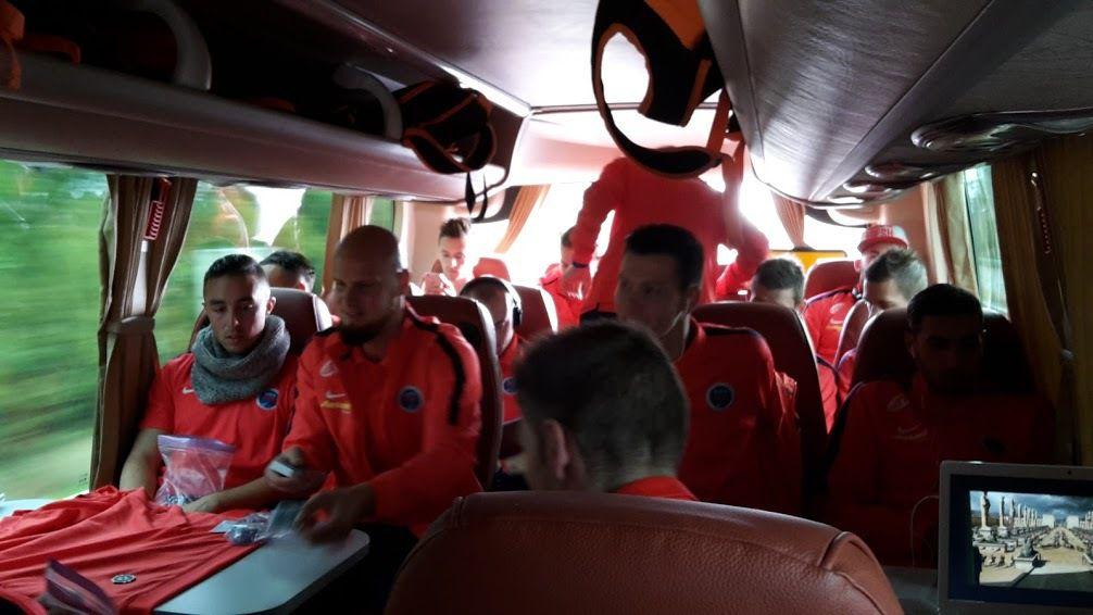 CFA2: Derniere rencontre de la saison du FR Haguenau à Nancy