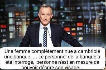 Humour Banque: Cambriolage insolite