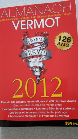Humour Almanach Vermot: Humour du jour, humour toujours