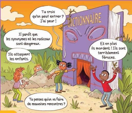 Humour Lycée: Les perles en vocabulaire