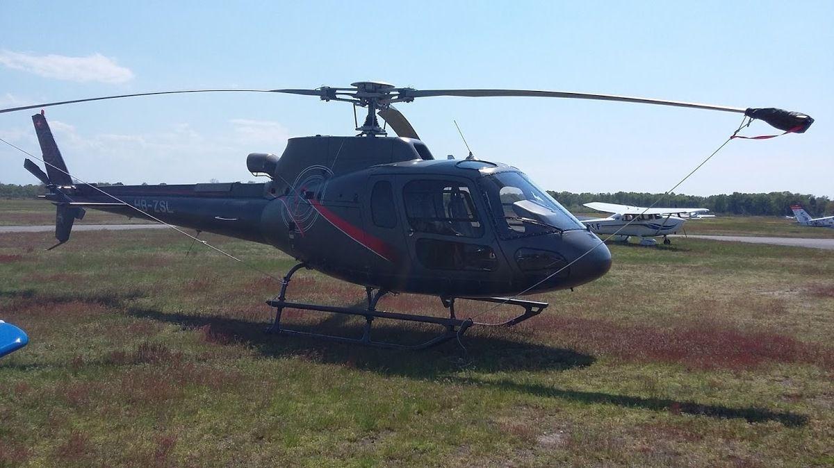 Humour Meeting aérien: Remise sur un tour en hélicoptère