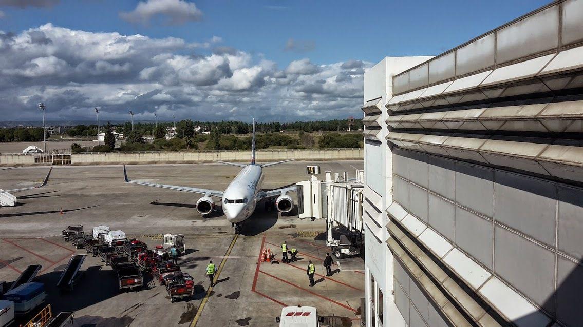 Humour avion: Taxi en retard