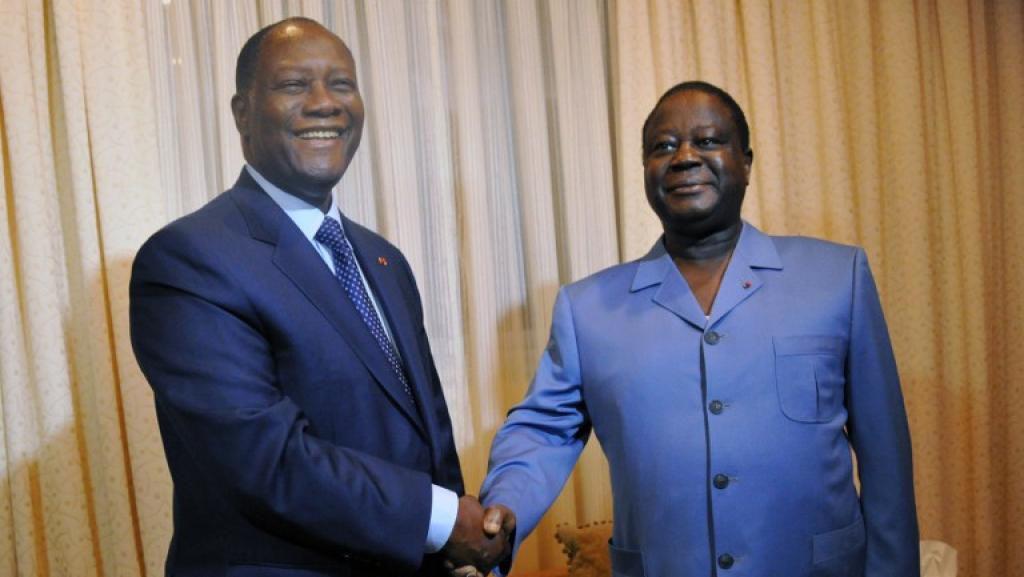 Côte d'Ivoire : Konan Bédié apporte son soutien à Alassane Ouattara
