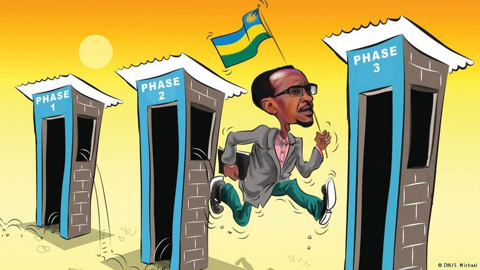 The United States is deeply disappointed that President Paul Kagame has announced his intention to run for a third term