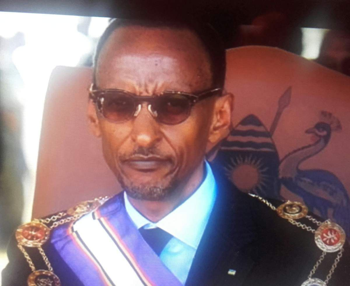 Is Kagame's Rwanda an oligarchic, dynastic and tyrannical regime?