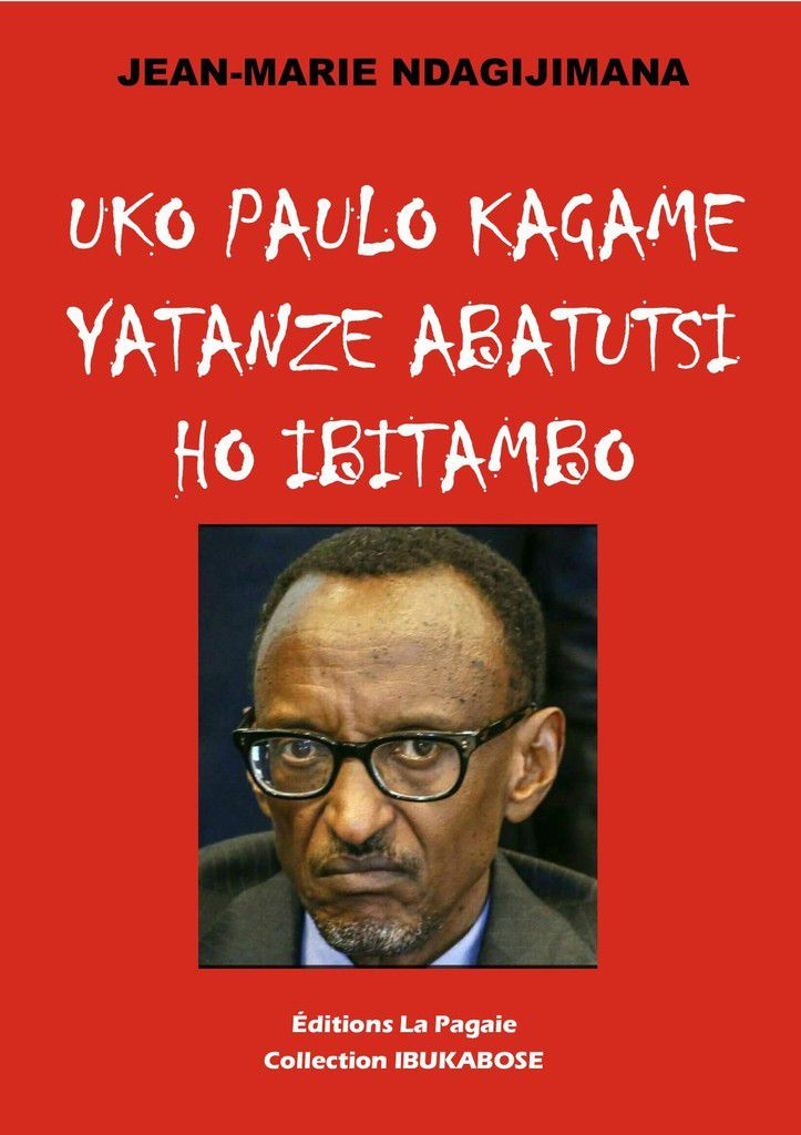 Kagame ntacyo atakoze kugira ngo aburizemo ihagarikwa rya jenoside y'abatutsi