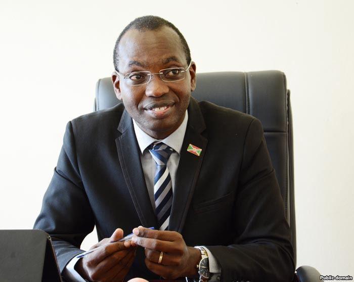 Retrait du Burundi de la CPI-Cour pénale internationale. Interview de M l'ambassadeur Willy Nyamitwe