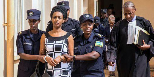 RWANDA : LE GOUVERNEMENT DURCIT LE BRAS DE FER AVEC L'OPPOSANTE DIANE RWIGARA