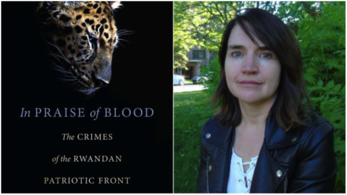 The Ossington Circle Episode 30: Crimes of the Rwandan Patriotic Front, with Judi Rever