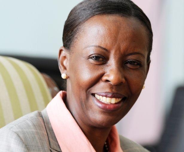 A Paris, Louise Mushikiwabo fait campagne pour le poste de S.G de la Francophonie