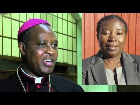 Open letter to the catholic Bishops in Rwanda. (Jeanne Mukamurenzi)
