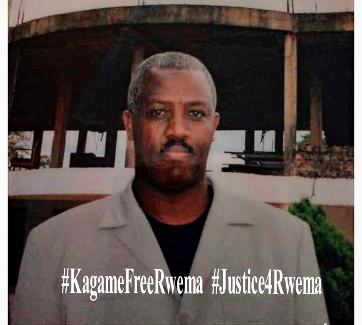 THE CASE OF RWEMA GENDARME, A CONGOLESE WHO WAS KIDNAPPED IN UGANDA BY DMI AND HE HAS BEEN INCARCERATED IN RWANDA FOR THE LAST FOUR YEARS. PART 1