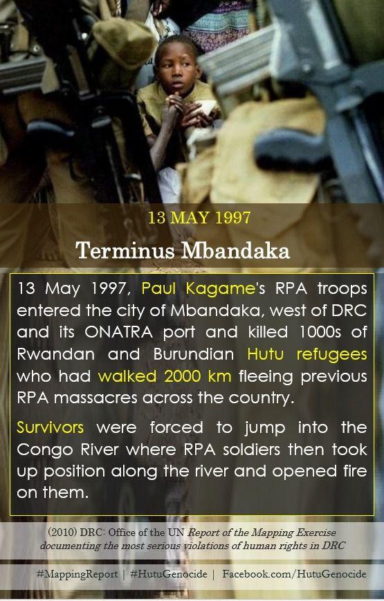 13 mai 1997 : TERMINUS MBANDAKA.