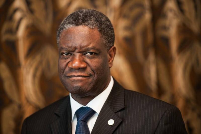 Denis Mukwege appelle à la création d'un tribunal international pour la RDC