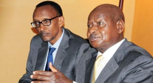 Government of Uganda has today issued a protest to the government of Rwanda.