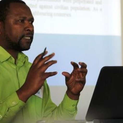 Dr Callixte Kavuro