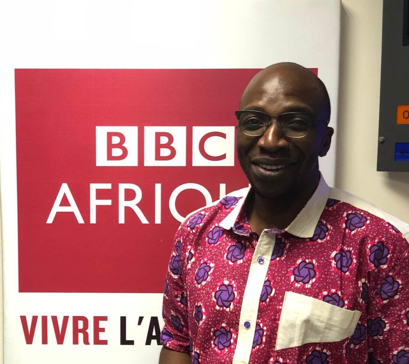 """Un journaliste d'origine congolaise, Jacques Matand, licencié par la BBC pour avoir interviewé Charles Onana sur son dernier livre ''Rwanda, la vérité sur l'opération Turquoise."""""""