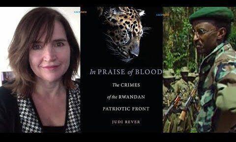 """Signons nombreux la pétition soutenant la parution en France de l'ouvrage """"In praise of Blood"""" de Judi Rever par la maison d'édition Max Milo."""