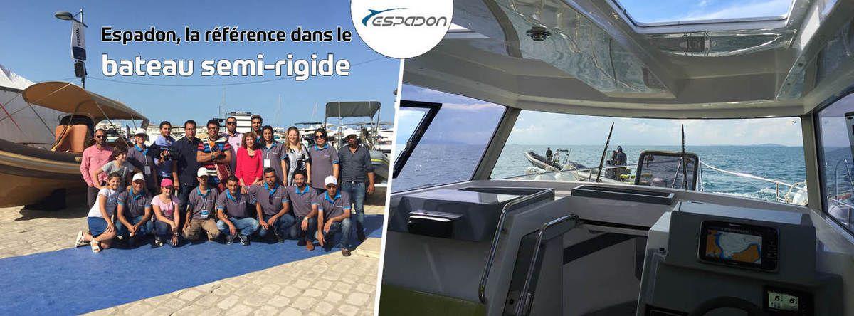 Venez découvrir essayer à Yasmine hammamet le nouvel ESPADON 625 DISCOVERY avec flotteurs rehaussés et nouvelle motorisation