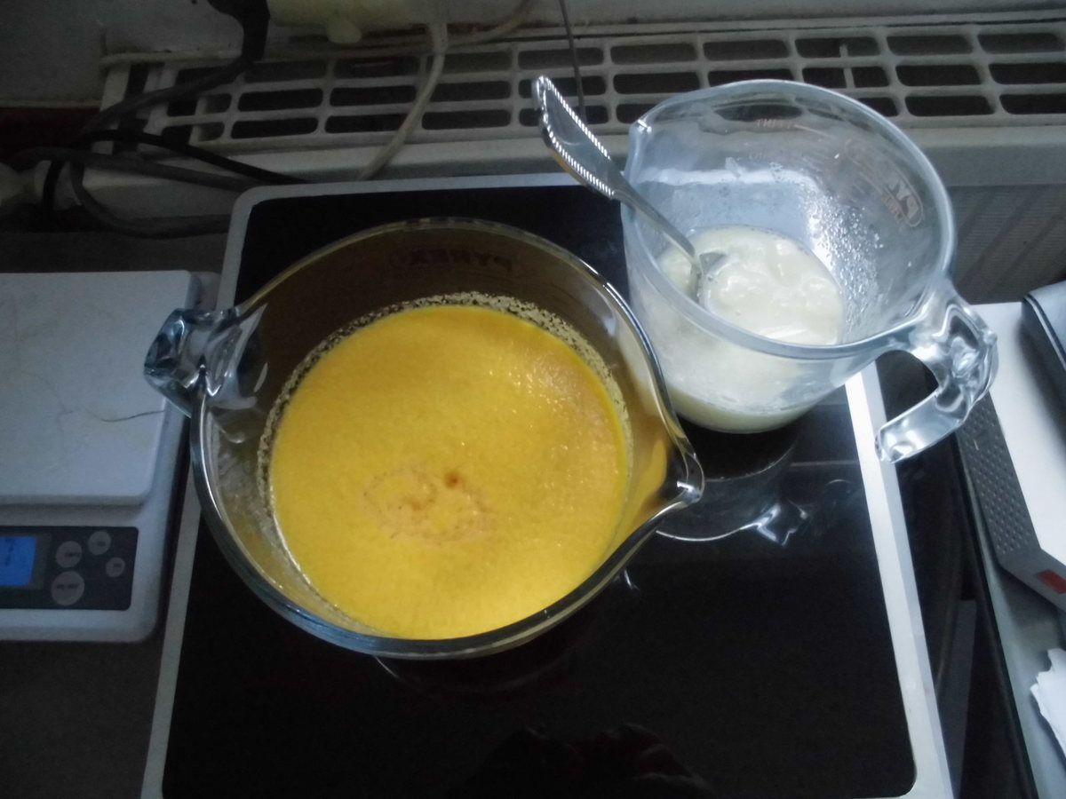Mon Savon à la carotte crue et au lait d'avoine