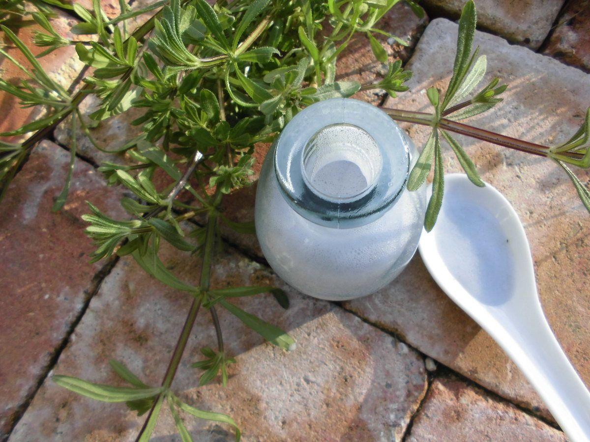 Gelée  démaquillante peau très sensible à l'amaranthe et à l'orchidée
