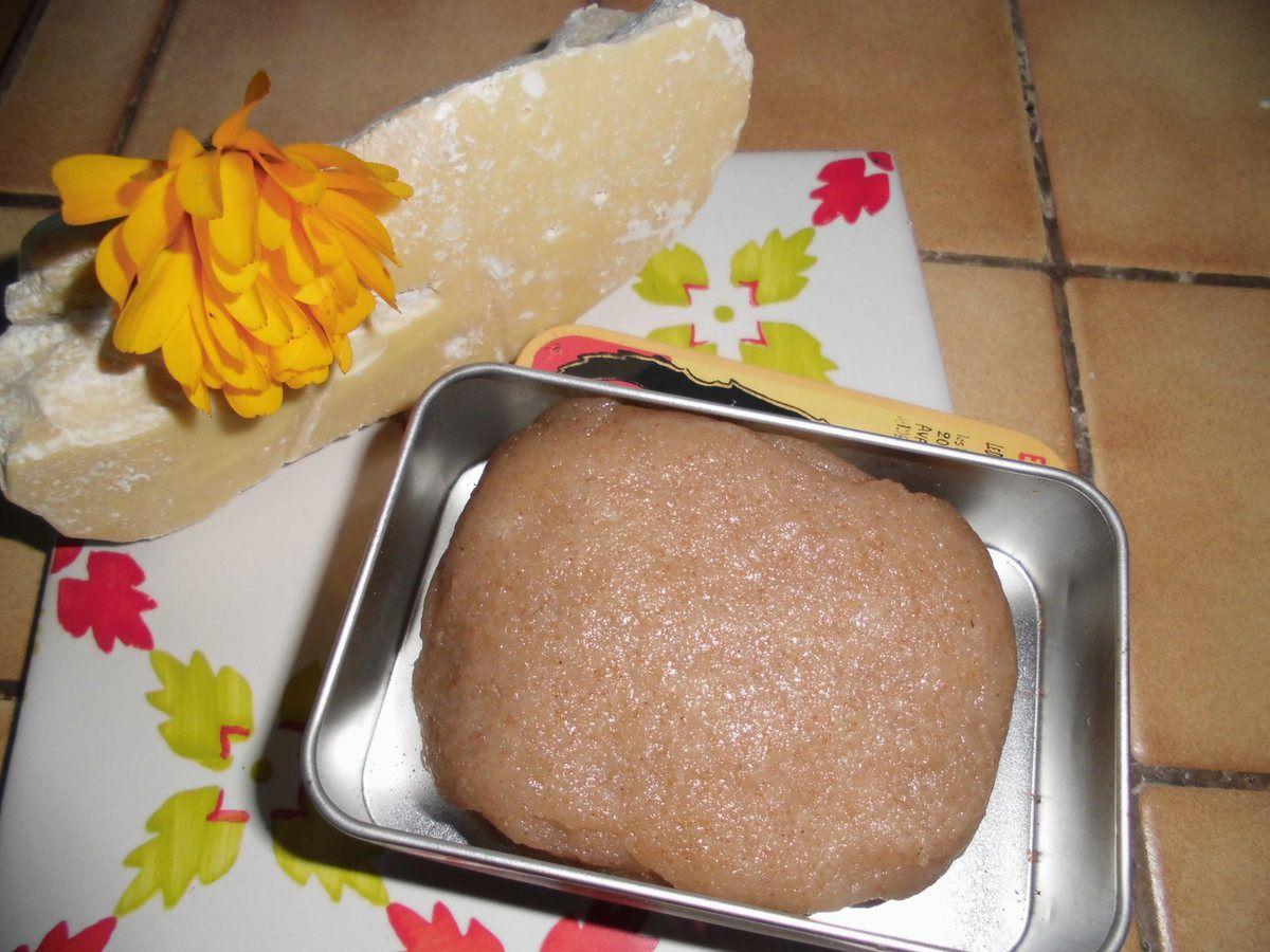Méduse pour  Bébé au Beurre de cacao parfumé