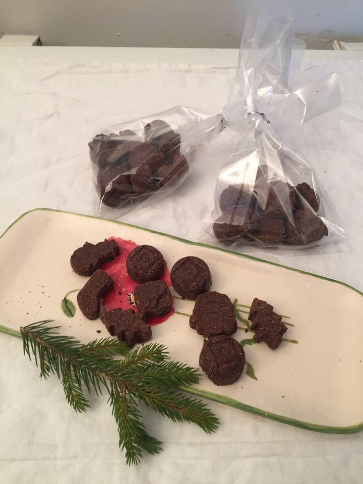 Chocolats de bains