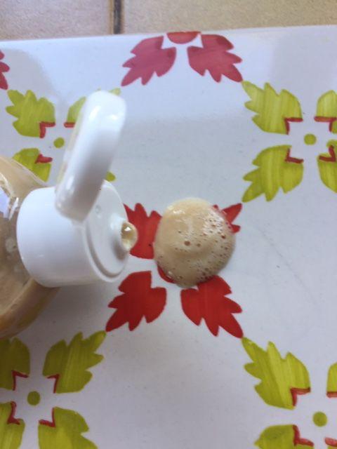 Sweetshampoing, version liquide aux protéines de riz et à l'extrait de citrouille