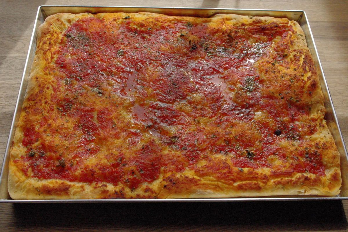 Pizza a taglio