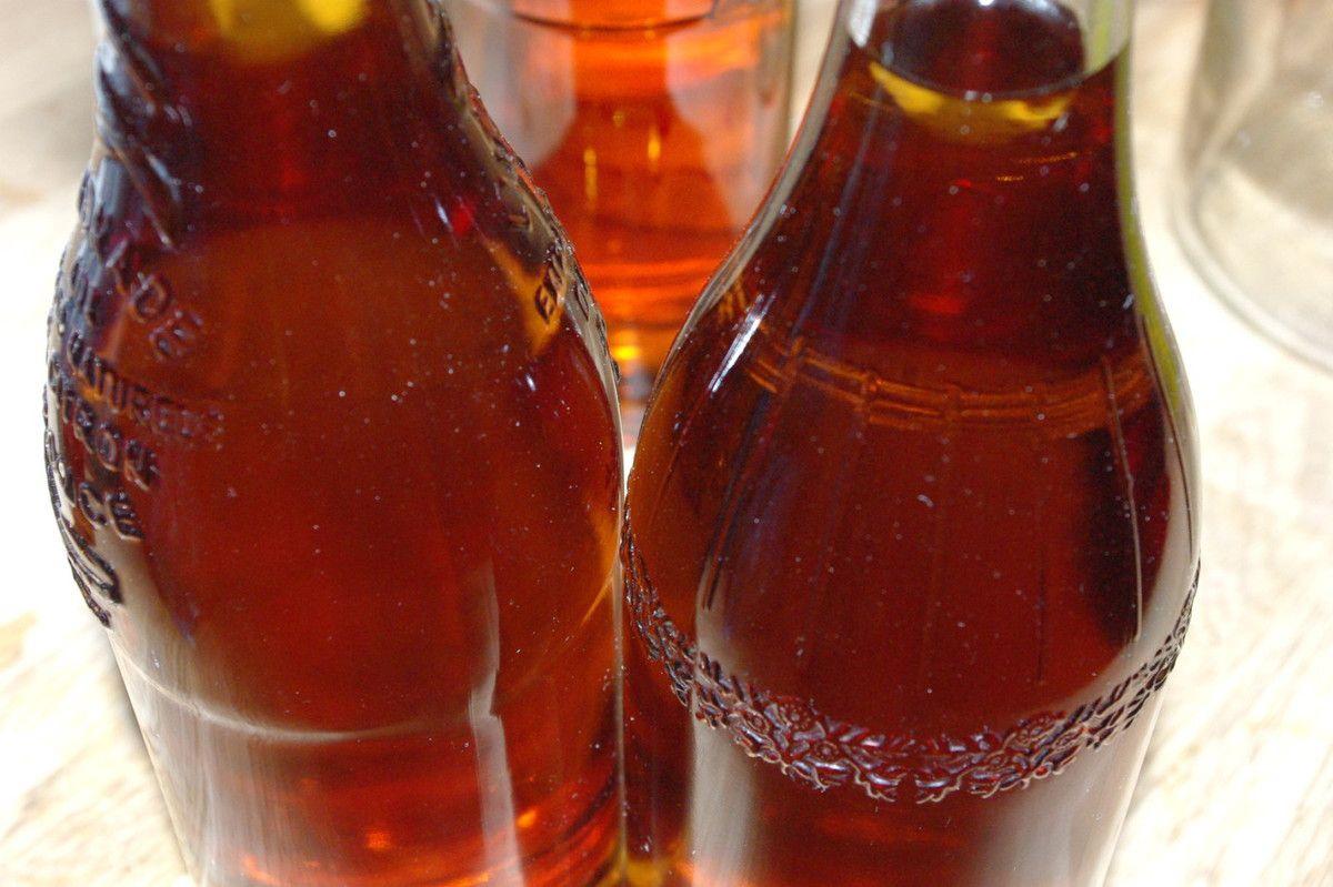 Liqueur de salsepareille