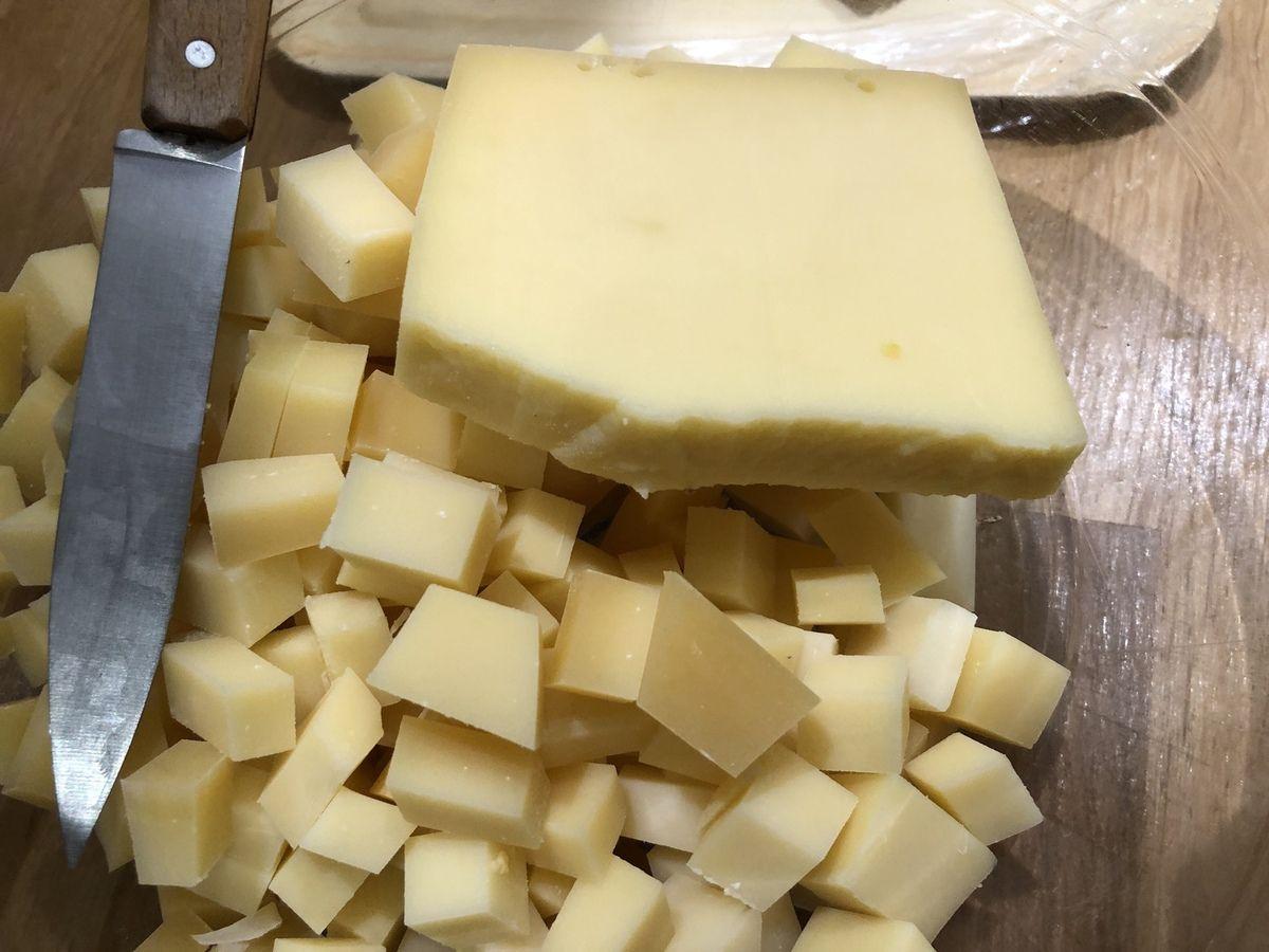 Fondue aux 4 fromages