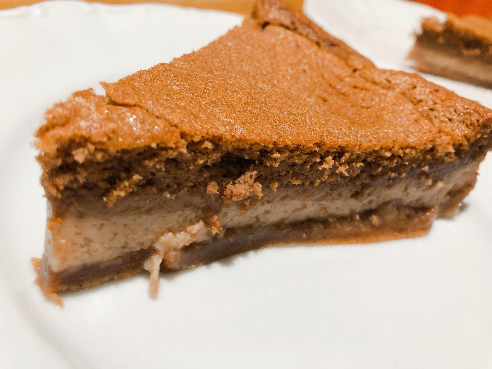 Gâteau magique chocolat Poulain
