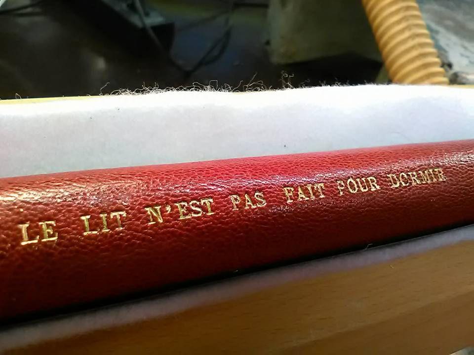 reliure - diy - cours - livre - apprentissage - tibilisfil