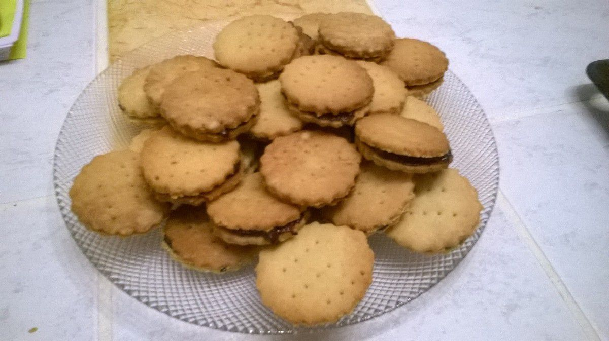 BISCUITS PRINCE FAITS MAISON...