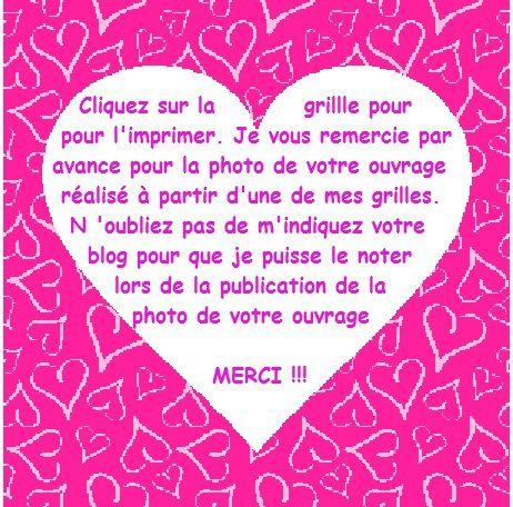 Grille Gratuite Point De Croix Petit Coeur Et Alliances Passion