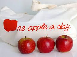 One apple a day