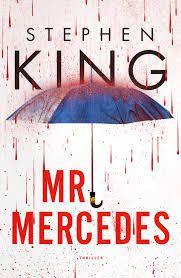 """Couverture du livre """"Mr Mercedes"""" de Stephen King"""