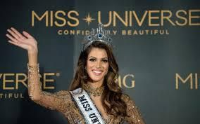 Iris Mittenaere, miss Univers 2017, miss France 2016