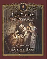 """Couverture du livre """"Contes"""" de Charles Perrault"""