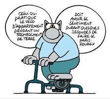 Le Chat : Paris-Roubaix