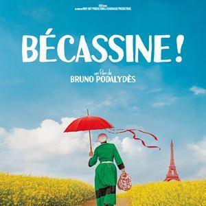 """Affiche du film """"Bécassine"""", Bruno Podalydès"""