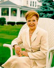 Photo de Mary Higgins Clark