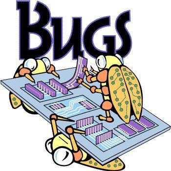 Image de bug