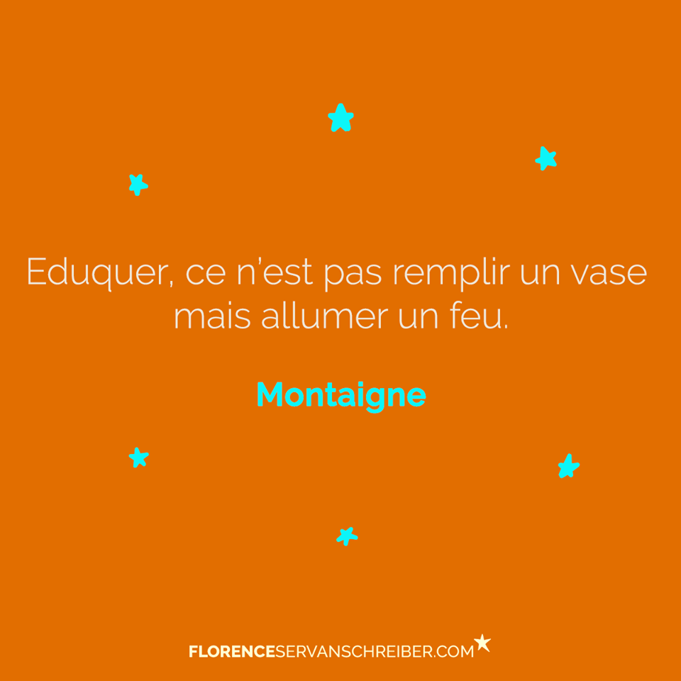 Citation de Montaigne, image du web
