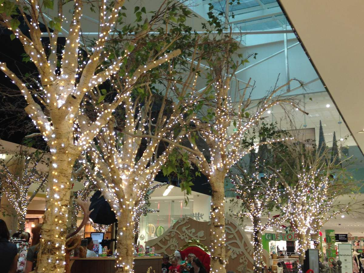 L'esprit de Noël est bien descendu sur la Gold Coast....