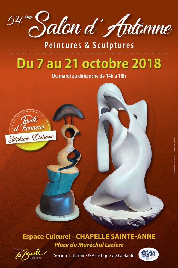 Octobre 2018 à La Baule ( 44 ) organisée par la SLAB