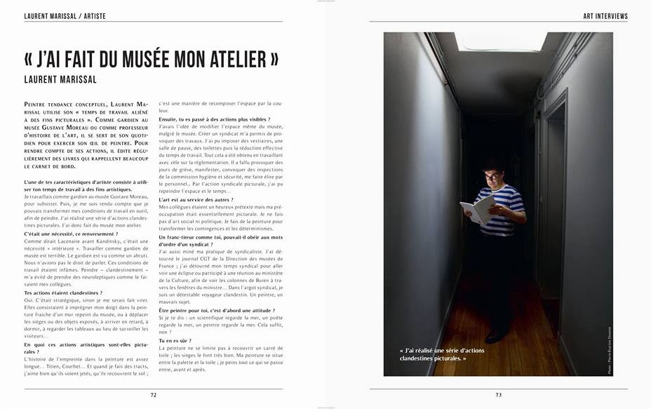INTERVIEW & NADA n°15