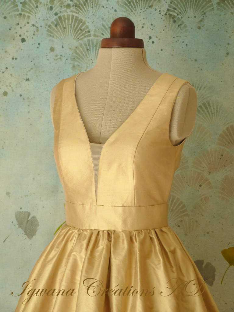 Robe Little Gold