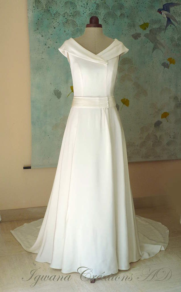Robe Jeanne Claire