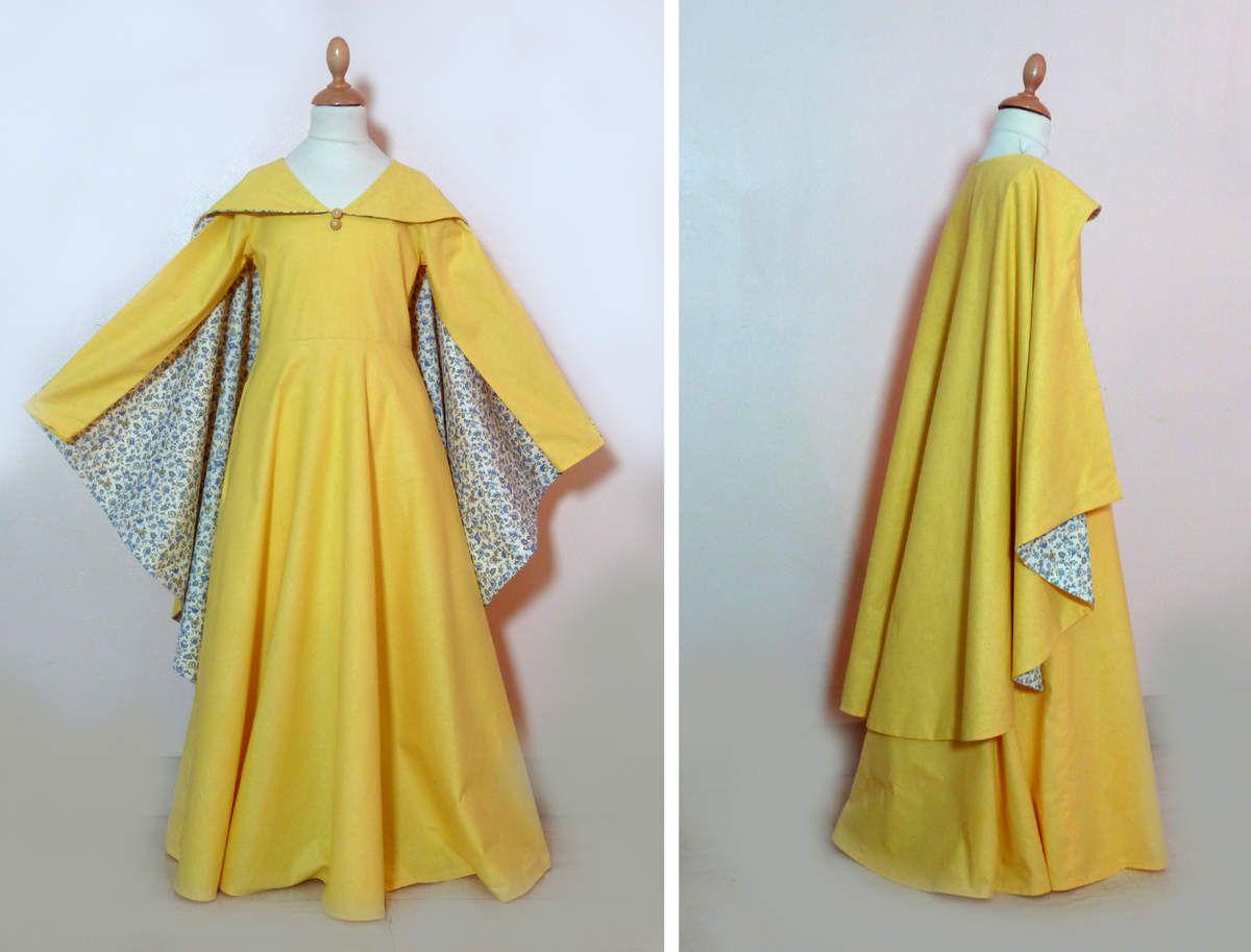 robe Marguerite le secret de la lance